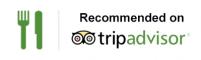Recommended on TripAdvisor